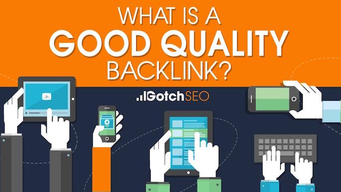 good quality backlink