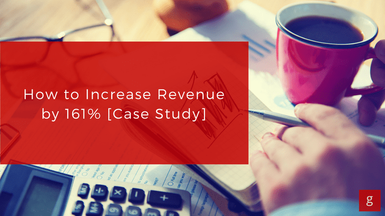 how to increase revenue