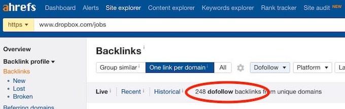 Dropbox Links