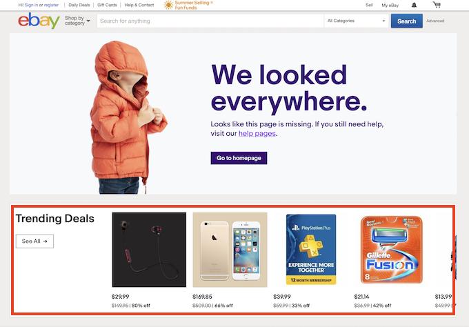 Ebay Trending Deals