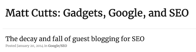 guest posting dead