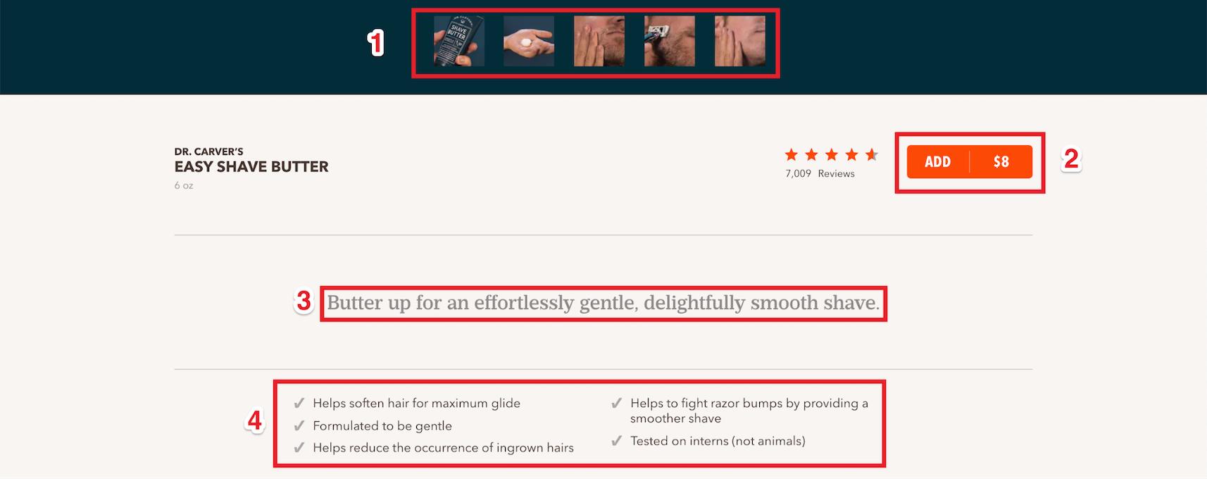 product-description-page-important-elements