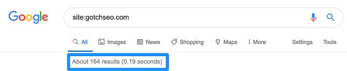 recherche google siteliner