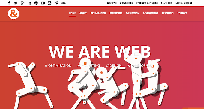 Web Design and Company