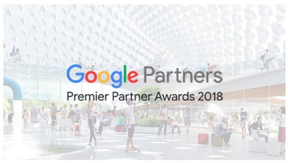 Google Partners Premier Awards 2018