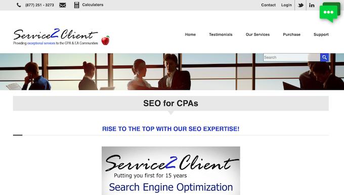 Service2Client