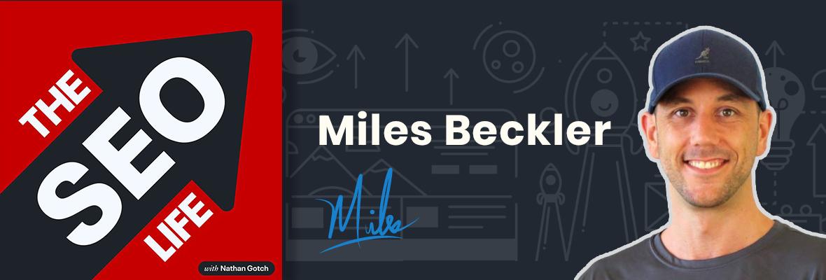 Miles Beckler