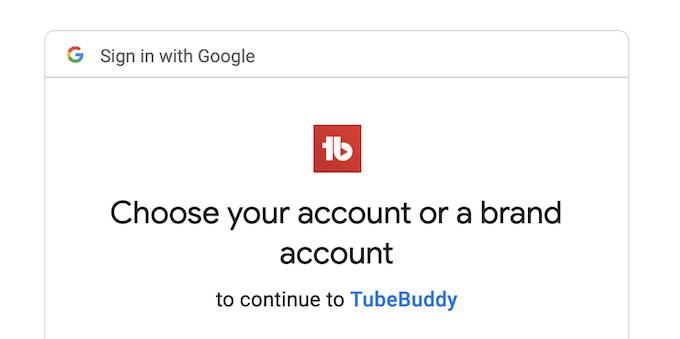 elegir cuenta de gmail