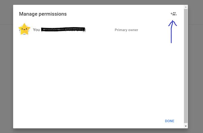 manage permissions 2