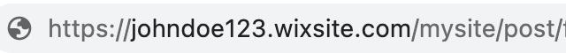 wix web 2.0